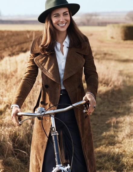 Veel kritiek op foto's hertogin Kate