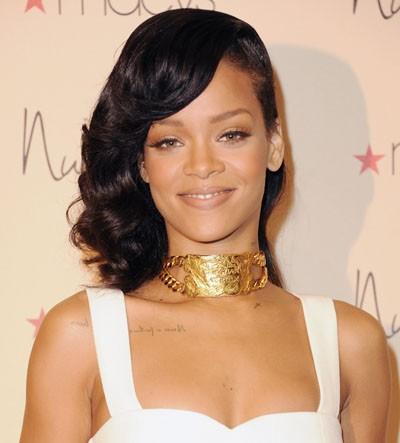 Rihanna Launches