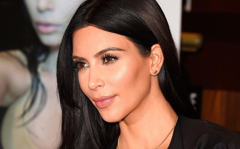 Kim Kardashian Haar