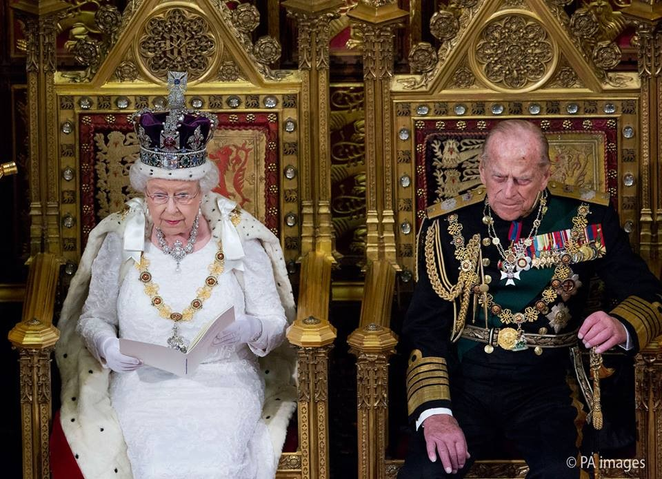 © The British Monarchy