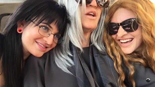 Kendall, Kylie en Khloé