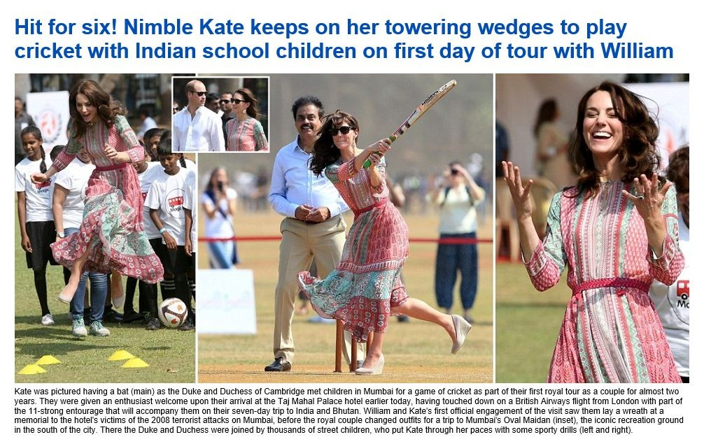 © Daily Mail