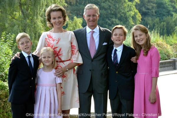 © Belgische Monarchie