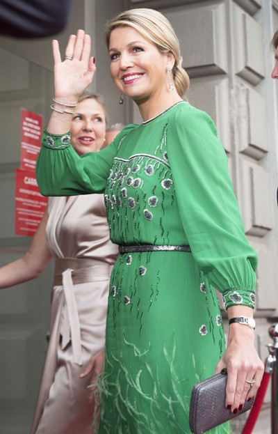 King Willem-Alexander and Queen Maxima Of The Netherlands Attend Freedom Concert in Amsterdam