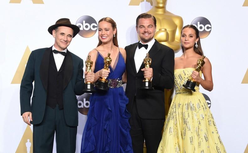 Oscars 2016: dit zijn alle winnaars