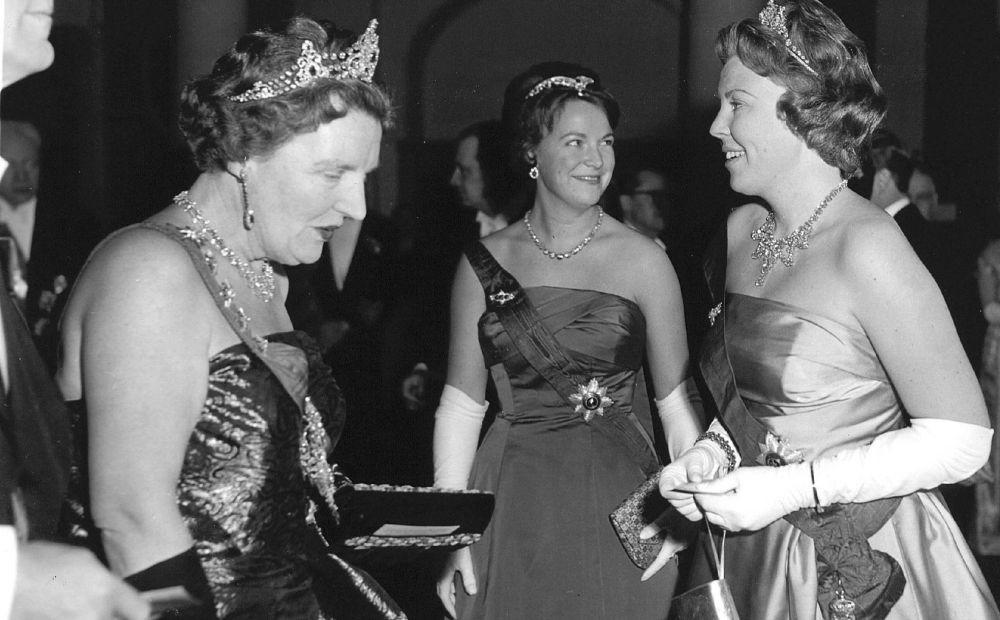 prinses Irene, koningin juliana1960