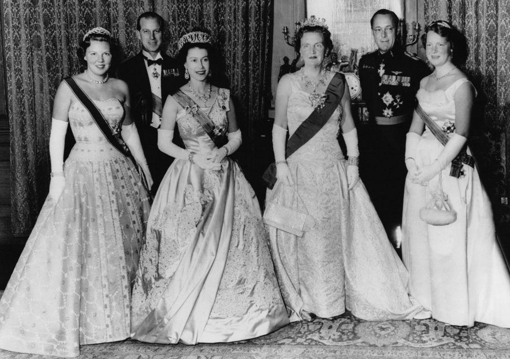 Beatrix Queen Juliana Irene 1958 GI