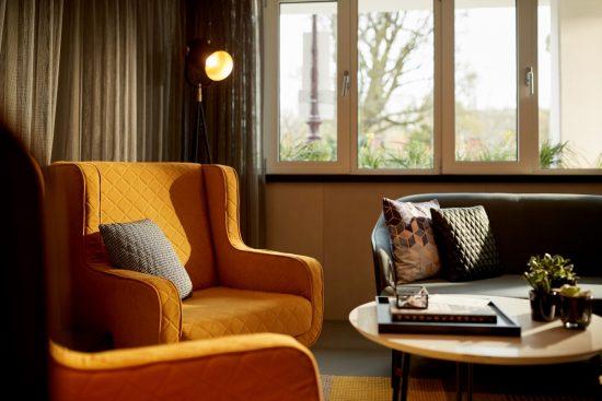 Park Plaza Vondelpark, Amsterdam - Lobby Lounge Area HR