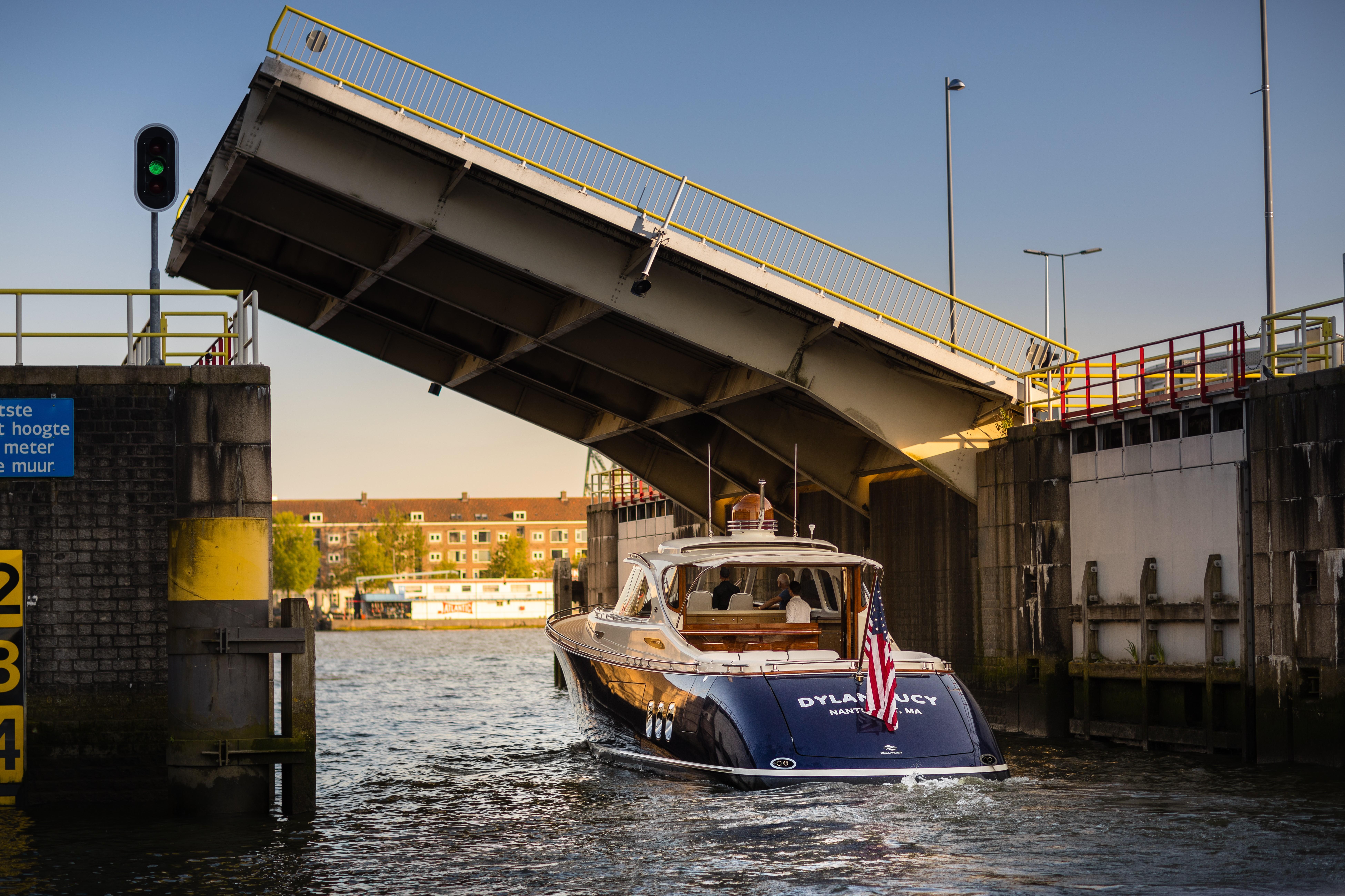 Zeelander Yachts motorjacht