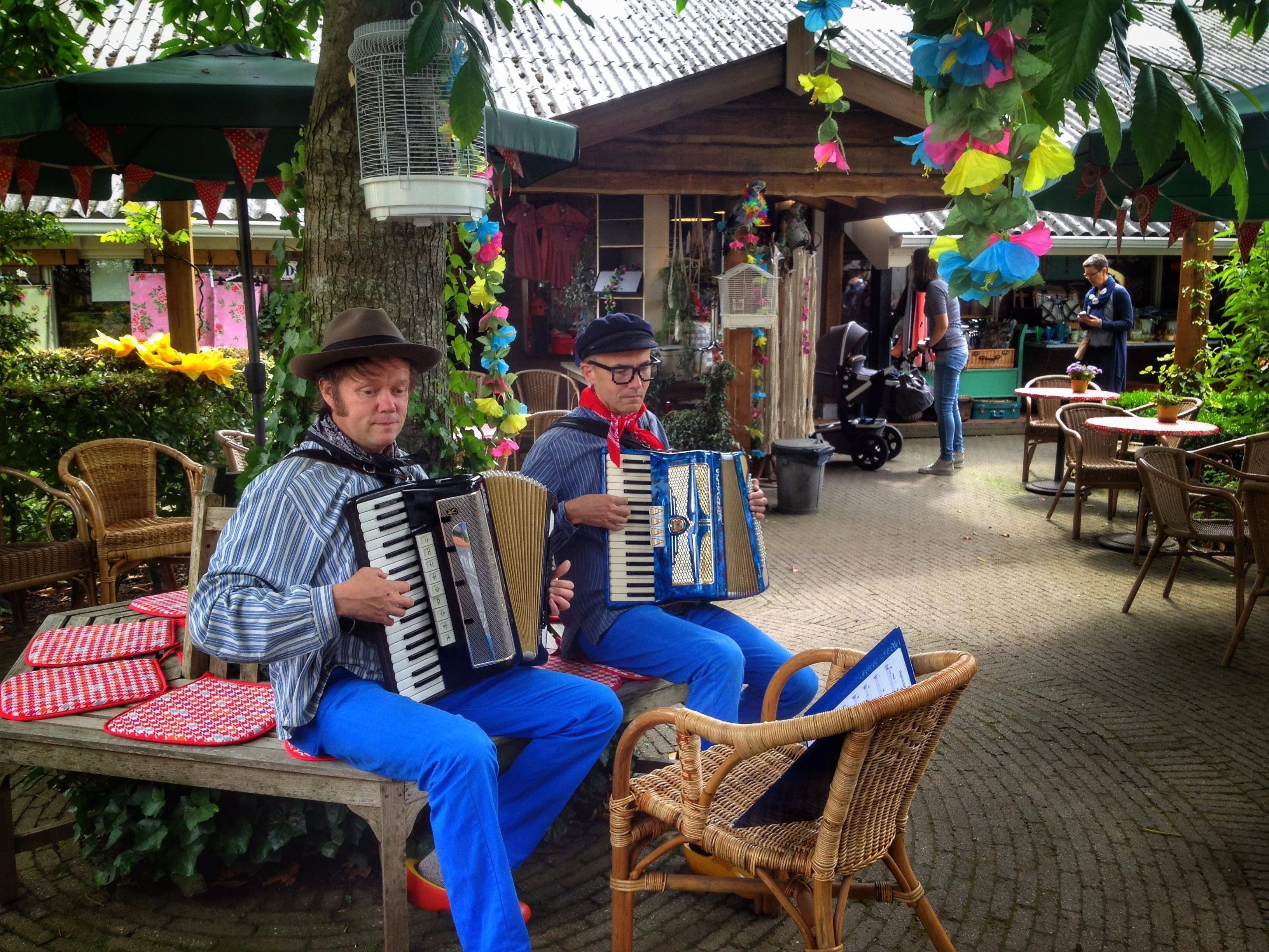 muziek midsummer fair