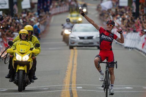 Matthias Frank pro cycling challenge