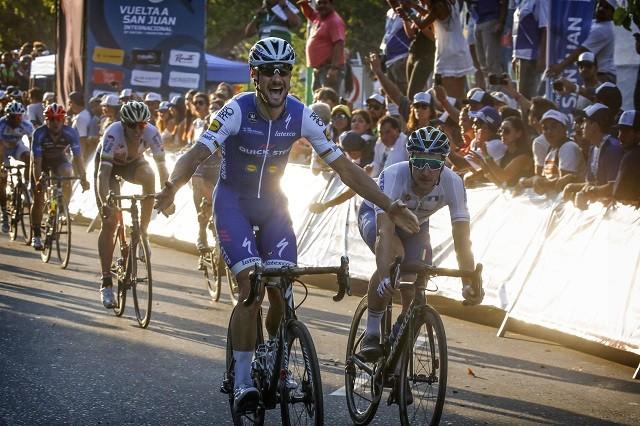 Tom Boonen werd de eerste winnaar op schijfremmen.